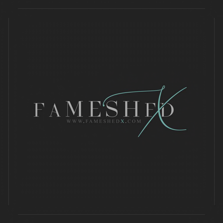 FAMESHED X Logo